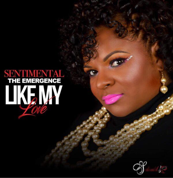 Like My Love Single Cover