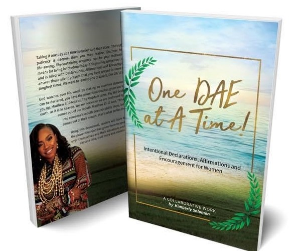 One DAE at A Time Book